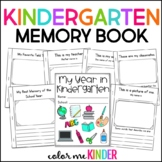 My Year in Kindergarten: A Keepsake Booklet