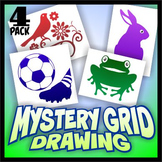 Mystery Grid Bundle - Spring Silhouettes