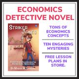 Economics Taught through Kids Detective Novel (Striker Jon