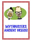 Mythbusters Ancient Greece!