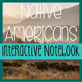Social Studies Notebooking-NATIVE AMERICANS (all 4 units)-