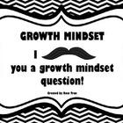 NEW  Growth Mindset Cards FREEBIE!