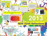 NEW YEAR Quotes Writing Practice: RACE Strategy W7.2