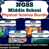 NGSS* Middle School Physical Science Bundle (guide for use