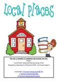 """NSW-DET COGs Unit- S1 (A) """"Local Places"""" Activity Book"""