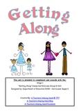 """NSW-DET COGs Unit- S1 (D) """"Getting Along"""" Activity Book"""