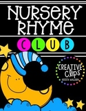 NURSERY RHYME Club {Creative Clips Digital Clipart}