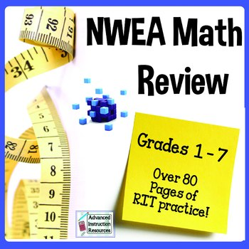 NWEA MAP Math Review (All Math Strands RIT 170 - 240)