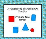 NWEA Primary Math Measurement Smartboard (120-170)