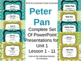 3rd Grade NYS Module 3 Unit 1 PowerPoint Lessons BUNDLE