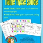 Name Those Solids!