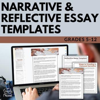 reflective essay on a novel