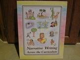 Narrative Writing Across the Curriculum by Reva Harris- LIKE NEW