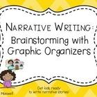 Narrative Writing: Brainstorming Poster Set