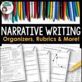 Narrative Writing - Instructions / Brainstorming / Editing