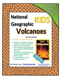 National Geographic Kids Volcanoes {Nonfiction Comprehensi