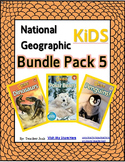 National Geographic Kids Bundle Pack 5 {Dinosaurs, Polar B