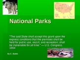 National Parks, Our Legacy