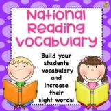 National Reading Vocabulary - Grade 2 - Become a be a bett