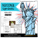 National Symbols { Social Studies, art, writing pack }