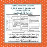Native American Creation Myth Compare/Contrast Graph & Cre