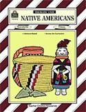 Native Americans Thematic Unit- Intermediate Grades BRAND NEW