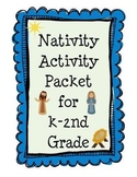 Nativity Activity Packet