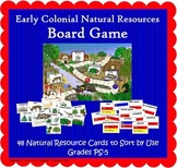 Natural Resources Board Game  (Included in Nat Resources o