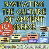 Ancient Greece Culture: Students explore 10 areas of Ancie