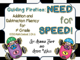 Need for Speed Addition and Subtraction Fluency Practice