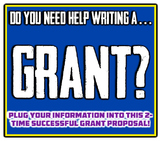 Need help writing a Grant? A Successful Grant proposal is
