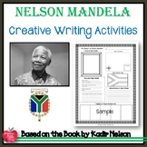 Nelson Mandela by Kadir Nelson Lesson Plan and Activities