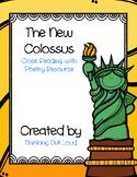 New Colossus Close Reading