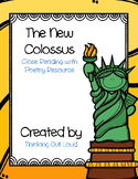 New Colossus Close Reading