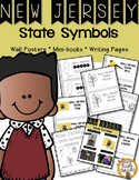 New Jersey State Symbols Notebook