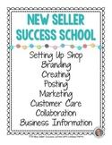 New Seller Success School Handout {TF01}