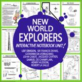 New World Explorers - Common Core Unit