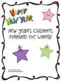 New Years Customs Around the World Research {CCS Aligned 2