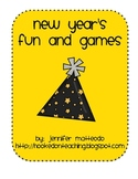 New Year's Fun and Games Activities