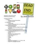 Newbery Book Winner 2012, Dead End in Norvelt Unit Plan (G