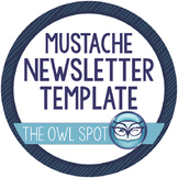 Newsletter Template - Mustache theme