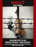 Literature - Night (Elie Wiesel): Unit Plan