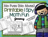 No Fuss No Muss Printable I-Spy Math Fun for January-Diffe
