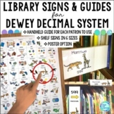 Non-Fiction Call Number Guide: Using Dewey in the School Library