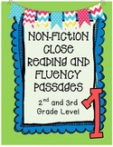 Informational Text Close Reading Passages (2nd Grade Level)