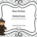 Non-Fiction Detectives - Finding Non-fiction Text Features