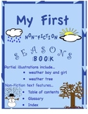 Non Fiction Writing for beginners with Four Seasons web starter