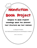 Nonfiction Book Project Using Text Structure and Text Features