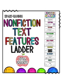 Non Fiction Text Features Ladder