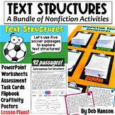 Informational Text Structures MEGA-BUNDLE (99 nonfiction p